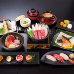 いっちょう -  懐石料理「輝」5000円+税