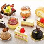グリルブッフェ&レストラン・バー オードリー - オードリー・オリジナルケーキ