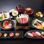 海山亭いっちょう - 懐石料理「輝」5000円+税