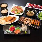 海山亭いっちょう - 宴会料理「華」3000円+税