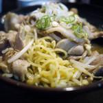 麺屋 さくら - すた麺~☆