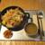 ソイ カフェ - 料理写真:長芋ソースと秋野菜の和風ドリア