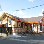 コメダ珈琲店 - 外観南側