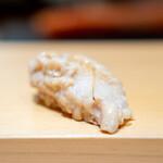 鮨 はしもと - 北寄貝