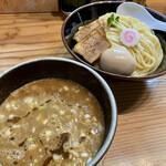Ginzaoboroduki - 特製濃厚つけ麺(大)