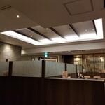 とんかつ 和幸 - 店内光景。