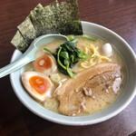 喜濱家 - 濃厚豚骨ラーメン醤油