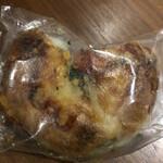 チェルシーベーグル - ホウレンソウベーコンチーズ