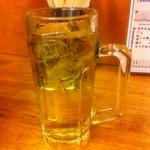 やきとりん モッツマン 西武新宿駅前店 - 玉露ハイ 400円