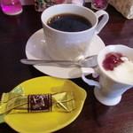 カフェ ミズカ - コーヒー&ヨーグルト