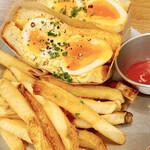 egg baby cafe -