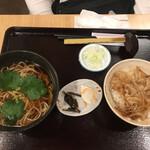 生そばあずま - 料理写真: