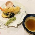 なか井 - 天ぷら