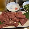 Shuuraiken - 料理写真:ヤサキ刺し700円。絶対に食べてみたかった。裏切らない美味しさ。