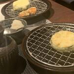 chopsticks - ズッキーニ