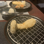 chopsticks - きのこ