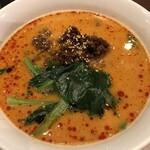 Yuukyushanhai - 担々麺アップ