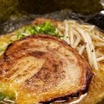 麺匠 藩次郎 - 特製味噌ラーメン