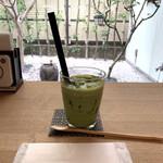 138478219 - 抹茶わらび餅 500円