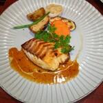 サイトウ洋食店 - 鯛のソテー
