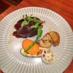 サイトウ洋食店 - 牛ほほ肉の赤ワイン煮