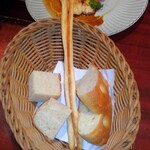 サイトウ洋食店 - パン