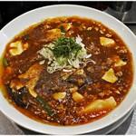 麺屋 愛心 - 料理写真:麻婆麺 1000円