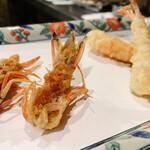 天ぷら 船橋屋 - 料理写真: