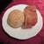 ザ・カステリアンルーム - 料理写真:パン