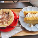 カリーノコーヒー&ベイク - 料理写真: