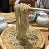 手打蕎麦せんり - 料理写真:ざる蕎麦リフト