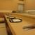 やま中 - 内観写真:席の間にアクリル板
