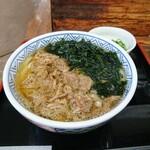 どんどん - 料理写真:たなかうどん[¥530]