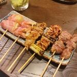 鶏屋 はっぽんめ - 料理写真: