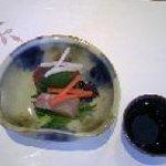 和食庵 日月 - お造り