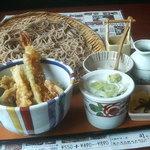 1385243 - ミニ天丼セット