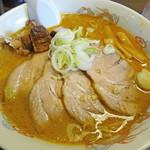 さっぽろ純連 札幌店 - みそチャーシュー麺
