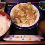 珍竹林パート3 - 料理写真:本日のランチ・・・¥660-(税込)