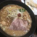 麺屋 ひしお - 特選煮干豚骨ラーメン 720円