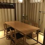 炭火×酒 東せき - 2階個室 小