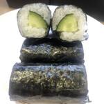 かっぱ寿司 - 胡瓜巻