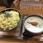 麺場 神徳 - つけ麺 特盛