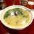 香妃園 - 特製とり煮込そば(¥1573)。丸鶏の香りそのまま、まったりとクリーミーで他では出会えない味