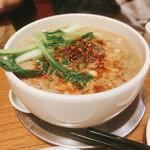 酒巴 菜華 - 坦々湯麺