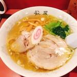 龍鳳 - 黄金塩ラーメン