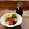 三金 - 料理写真:◆料理 全体的に普通かな。 お値段以上とかではない、とにかく普通な感じ。  ◼️接客 愛想良くて何か温かい気持ちになった。 目を見てニコッとしてくれるの嬉しい。