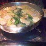 ぶあいそ - 博多もつ鍋 味噌