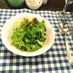 南欧田舎料理のお店タパス -