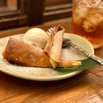 モンスーンカフェ  - 料理写真:
