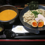 ヌードル麺和 - 濃厚オマール海老のトリュフ つけ麺1,000円